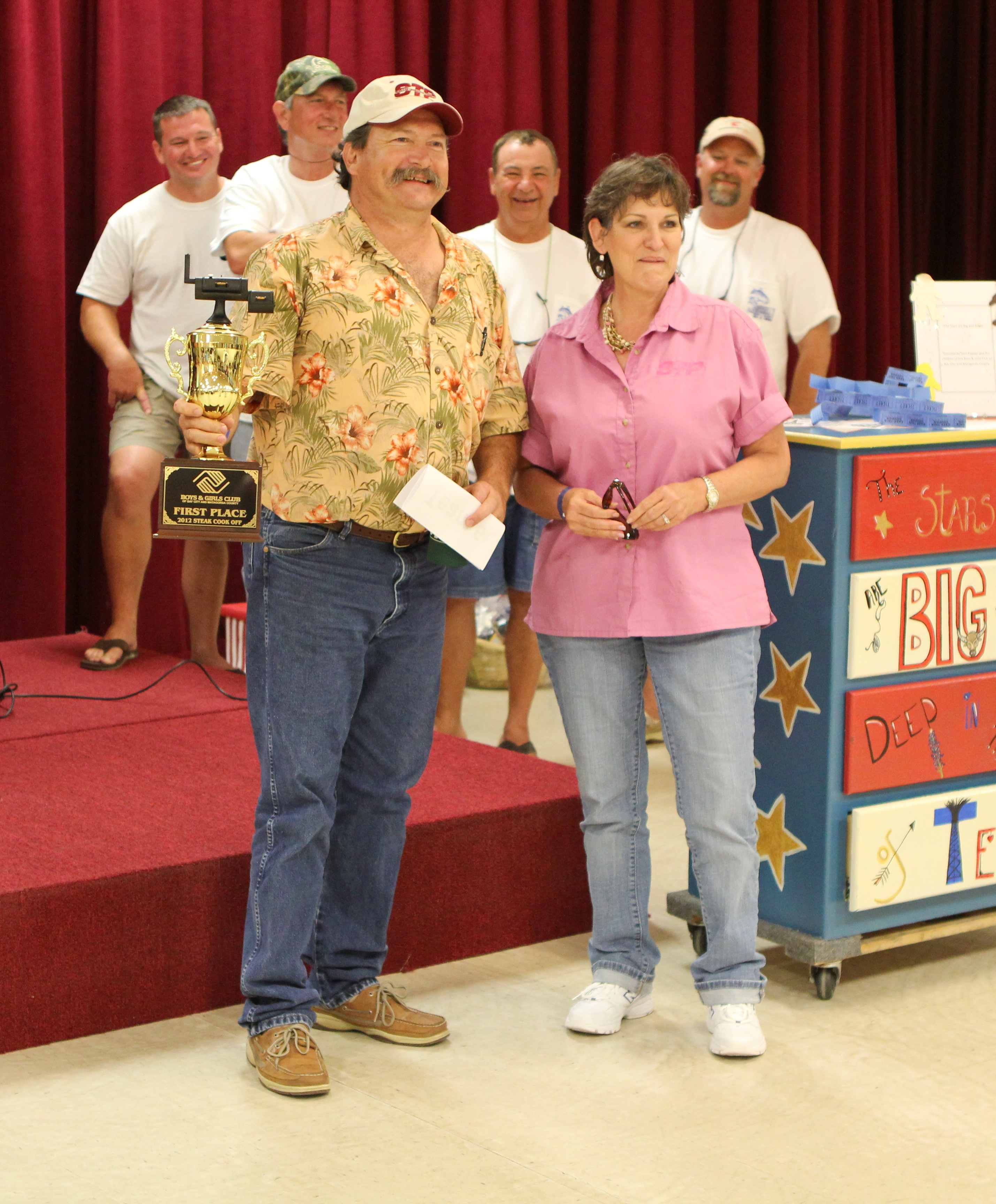 2011 BBQ Contest Results